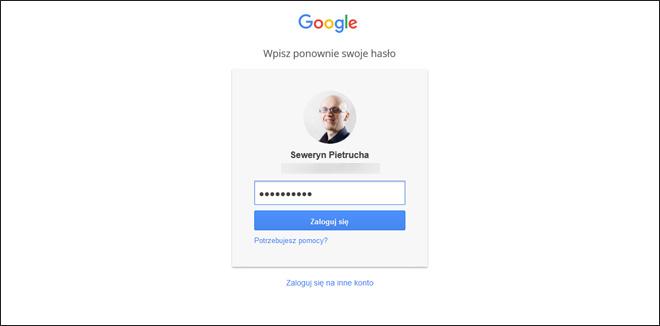 Kanał YouTube - podłączenie do wizytówki Google - krok 5