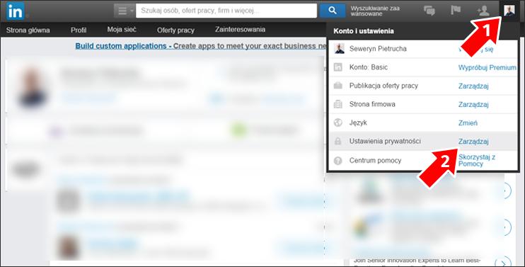 Jak dodać firmę do Linkedin krok 1 - poradnik