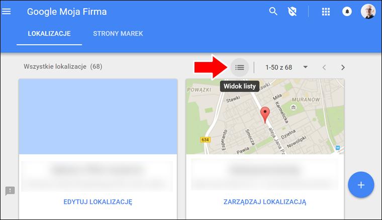 Jak ustawić niestandardowe godziny pracy w Google Moja Firma - poradnik - krok 3