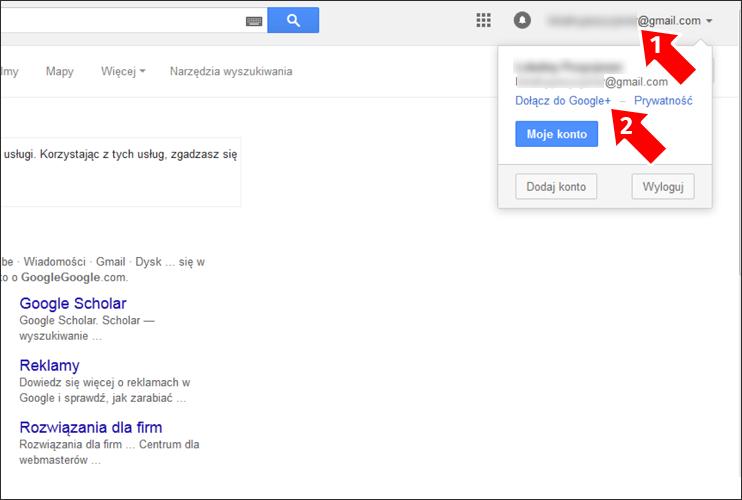 Jak założyć konto Google krok 13 - poradnik