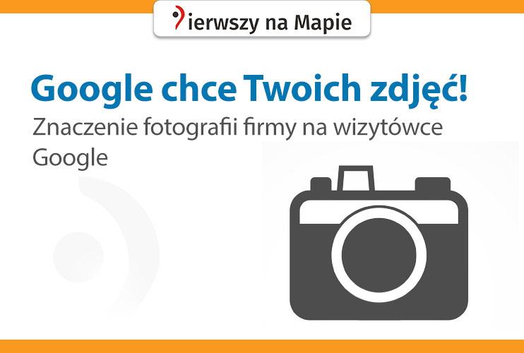 Google chce Twoich zdjęć - grafika okładkowa