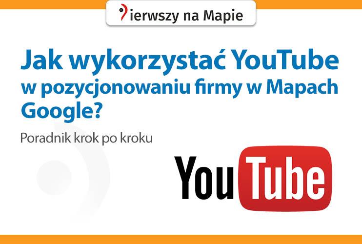 YouTube w pozycjonowaniu lokalnym