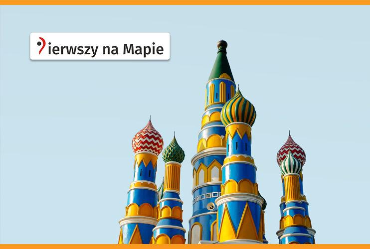 Polska firma w Mapach Yandex